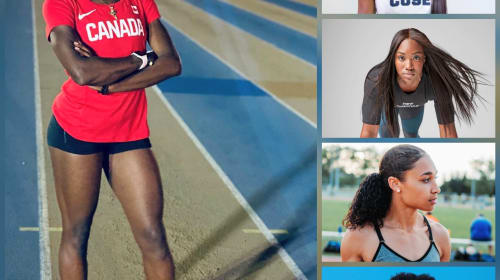 Track Stars App Top 50: Canada's Best 60-Meter Times in 2020