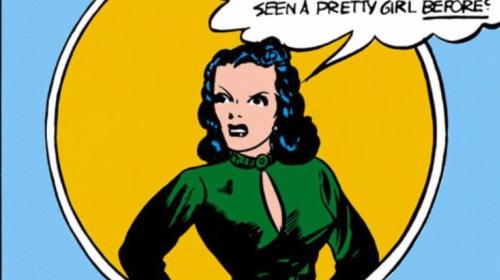 Remember The Original Catwoman?