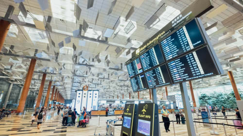 A Guide to Gatwick Airport, My Favourite Airport in London