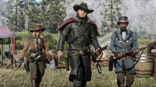 Why You Should Watch Your Partner Play Red Dead Redemption 2