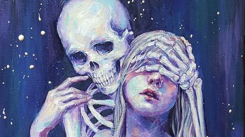 Silent As Death