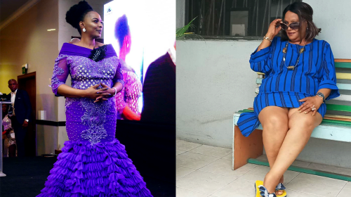 7 Most Stylish Nollywood Actresses Over 50 (Photos).