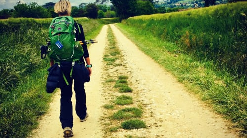 The art of walking Le Puy Camino