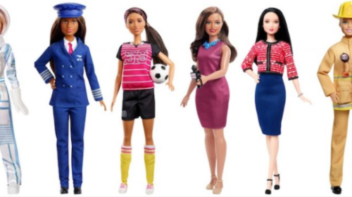Being Smart, Being Stupid, and Barbie