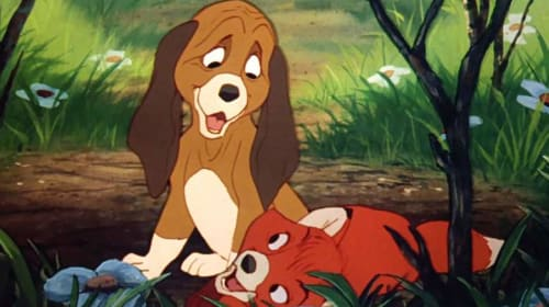 "My Review of ""The Fox And The Hound"""