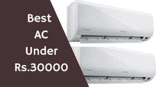 Best AC under 30000 in 2020