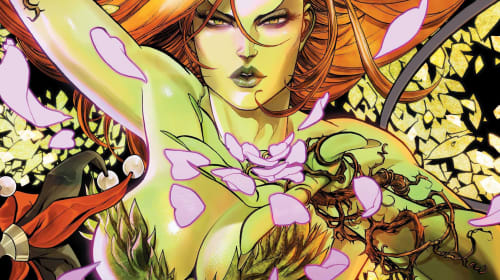 How To Build Poison Ivy in The Pathfinder RPG