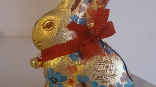 An Open Letter To The Easter Bunny: From April 2020