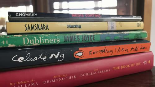 5 Badass Book Reviews