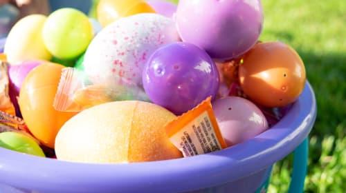 Got Eggs? Plastic Eggs?