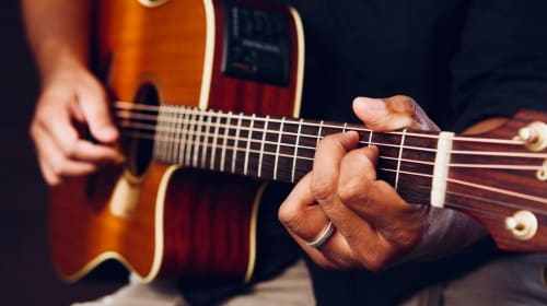 For every one, who begins to play guitar...