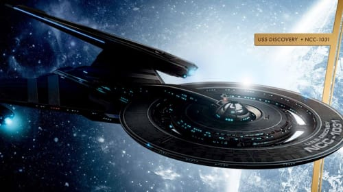 Why You Aren't A StarTrek Fan If You Are Right Leaning