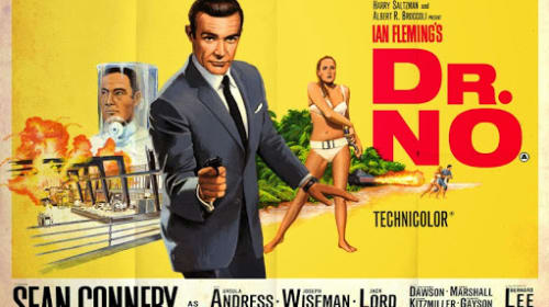 "Reviewing: ""Dr. No"""