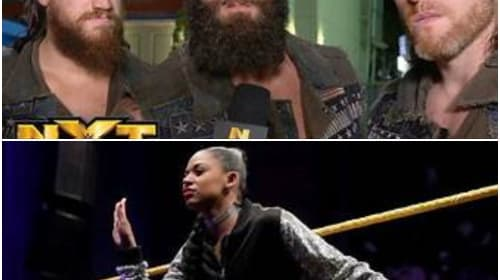 PINFALL: NXT CALLUPS CONTINUE AFTER MANIA