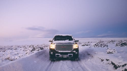 Winter Driving Safety Equipment and Tips
