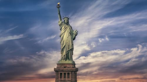 Lady Liberty: The Inspirational Woman America Needs Right Now to Change
