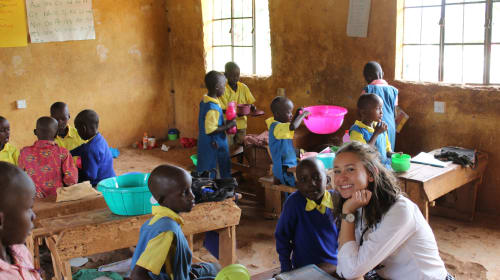 Humanitarian Trip To Kenya