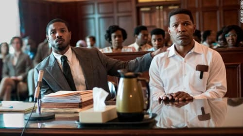 Movie Review: 'Just Mercy' Sturdy Moving Real Life Court Drama