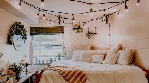 Make the Most of Your Dorm Room