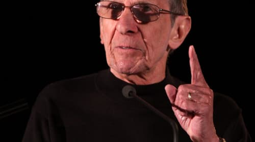 Part II : Spock The Comedian