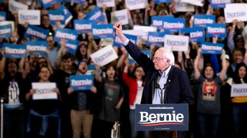 Bernie Sanders Is America's Number One Public Trust Fund