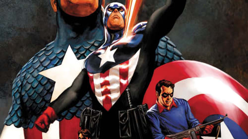 The First Five People To Be Captain America
