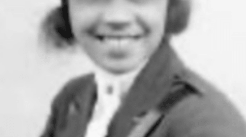 Bessie Coleman a role model for Native, African and all American Women