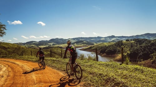 4 Health Tips for Older Mountain Bikers
