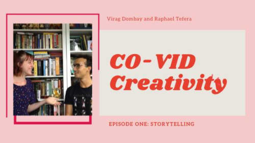 CO-VID Creativity: My New YouTube Segment