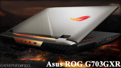 Asus ROG G703GXR Review
