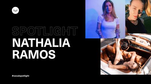 Creator Spotlight: Nathalia Ramos