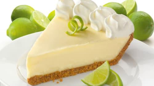Key Lime Pie Ice-Cream