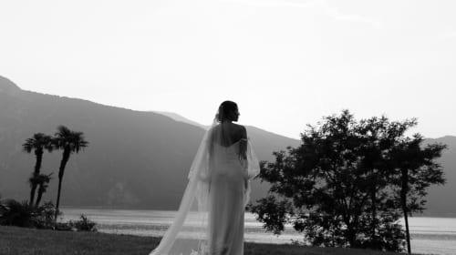 Destination Wedding | Modern Simplicity on Lake Como
