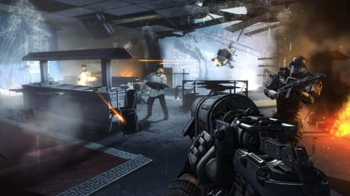 """My Review of """"Wolfenstein: The New Order"""""""