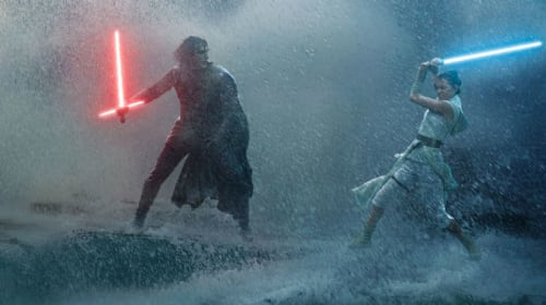 How Star Wars: The Rise of Skywalker Homaged The Franchise's Most Iconic FIght