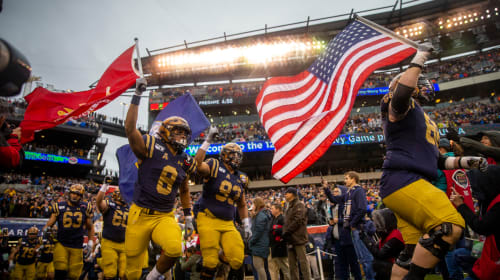 Ranking my favorite jerseys from the Army-Navy games