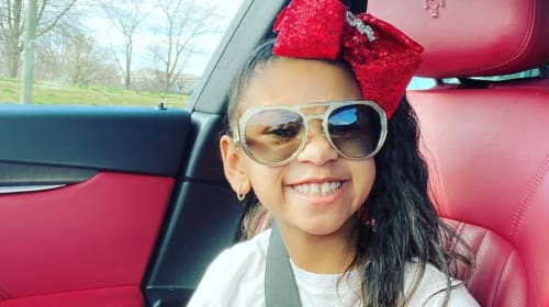 8-Year-Old Fredericksburg Native Catches The Attention Of Reigning Rap Queen,  Cardi B