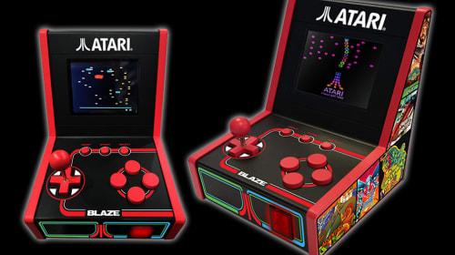 the Atari BLAZE!