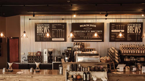 So You Want to Work in a Coffee Shop?