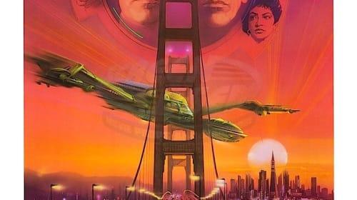 Ranking the Science Fiction Merits of the Original Series Star Trek Movies