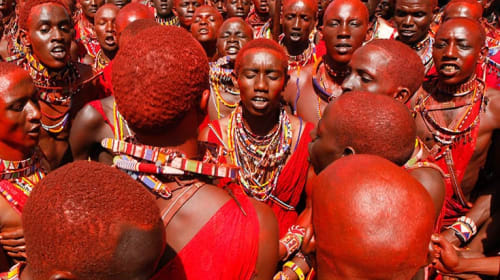 THINGS YOU NEED TO KNOW ABOUT THE MAASAI