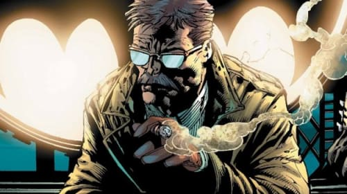 How To Build Commissioner James Gordon in The Pathfinder RPG