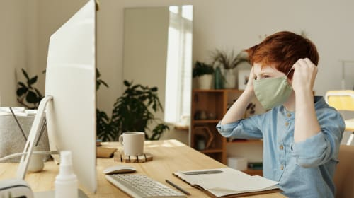 Quarantined and Working from Home, with Kids