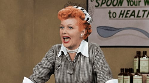 TV Talk: I Love Lucy (1951-7)