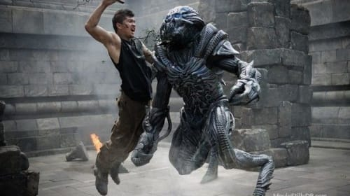 """My Review of """"Beyond Skyline"""""""