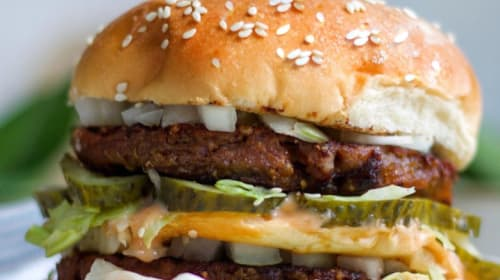 BEST Vegan Big Mac Recipe
