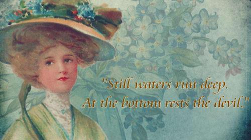 Fond Memories of A Quiet Grandmother
