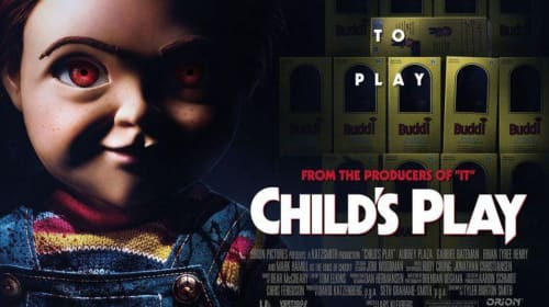 """Childs play 2019 - """"A horror, hate relationship"""""""