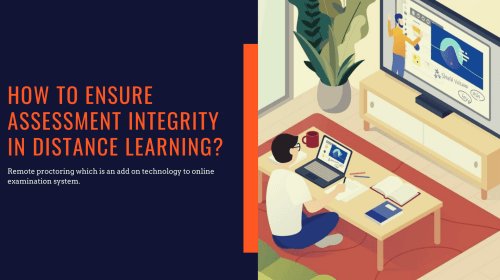 How to ensure assessment integrity in distance learning?