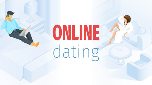 My dating story on a dating site